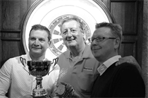 Arrows and antics: what happened when Adland's finest gathered around the darts board