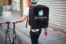 Amazon investment in Deliveroo raises 'serious' competition concerns