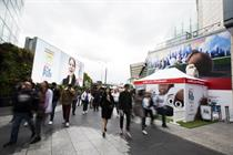 In pictures: Universal creates Secret life of Pets selfie experience at Westfield London