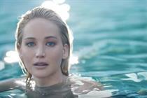 The UK's favourite YouTube ads: Dior feat. Jennifer Lawrence beats Apple
