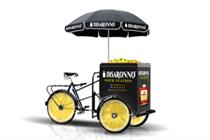 Disaronno wheels its Sour Station into the Edinburgh International Festival