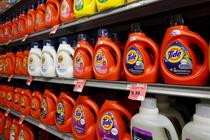 P&G reports lowest organic profit growth in six quarters