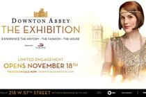 Downton Abbey exhibition to launch in New York
