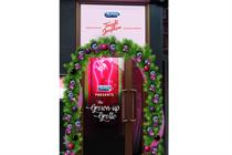Durex creates pop-up grotto for 'fierce females'