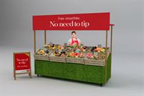 The Economist to launch 'from bin to blender' activation