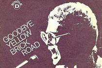 Absolute partners with Universal for Elton John's Goodbye Yellow Brick Road 40th anniversary