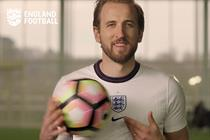 FA bids to ignite grassroots participation with England Football brand identity