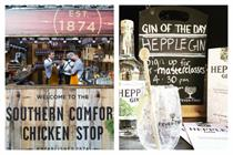 London Cocktail Week vs. Manchester Food and Drink Festival