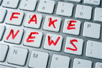 Half of UK audiences report fake news woe