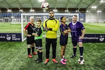 How the FA is scaling its five-a-side People's Cup tournament