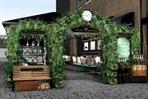 Fever-Tree 'Gin school' partners Granary Square Brasserie for summer events
