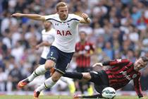 BT Sport signs footballer Harry Kane