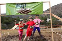 Tough Mudder and Britvic partner for Mini Mudder events