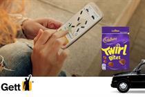 Gett partners with Cadbury to offer Londoners tube strike treats
