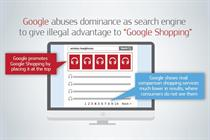 Google slapped with £2bn fine breaching EU antitrust laws