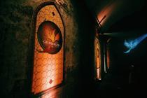 In pictures: Carlsberg Grimbergen recreates 12th century Belgian abbey