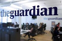 Guardian launches programmatic audience targeting platform with iProspect and Eurostar