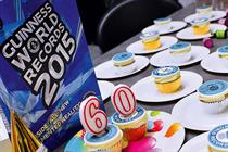 Cool brand offices: Guinness World Records