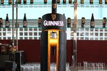 Guinness brings NFC to pubs to 'keep audience engaged'