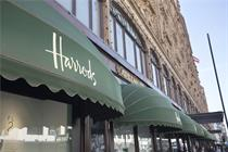 Harrods scales up on Asian appeal
