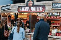 Havana Club launches mojito pop-ups