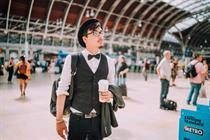 Event TV: Heathrow Express stages photography exhibition