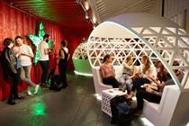Event TV: Heineken celebrates London Design Festival with pop-up lounge