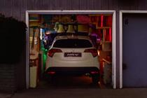 Honda launches online ad for upcoming HR-V model launch