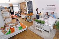Event TV: Inside Ikea's Breakfast in Bed Café