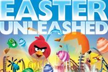 Space launches experiential Angry Birds event at Thorpe Park