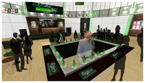 The Marketing Store and NJ Live to create ultimate Carlsberg pub