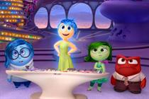 Disney Pixar's Inside Out movie characters star in Sky Broadband ad