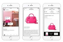 Why Instagram will win the battle for 'selfie commerce' against Snapchat