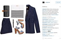 Net-a-Porter signs up for new self-serve Instagram ads