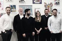 British Media Awards: Commercial Team of the Year