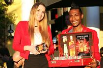 Case Study: Johnnie Walker Red Label activation