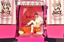 Juicy Couture to launch pop-up cupcake bakery experience