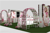 Global: Juicy Couture opens garden themed pop-up in Singapore
