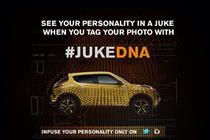 Nissan launches first pan-European Instagram campaign