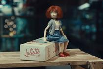 McDonald's introduces lonely Juliette the doll as face of UK Christmas campaign