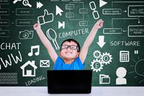 Future innovation depends on the 'kids coding' generation