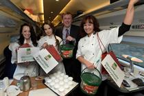 In pictures: Knorr charters The Gravy Train
