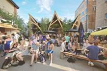 Kopparberg announces return of experiential Urban Forest