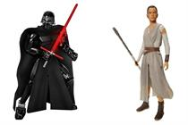 Disney racks up $3bn from Star Wars merchandise alone