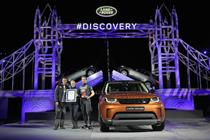 Event TV: Launch of Land Rover Discovery
