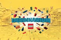 Lego unveils Christmas-themed brick-built experience
