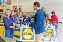 Lidl's marketing investment has boosted discounters' growth