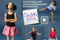 Always #LikeAGirl proves 'Purpose' is not a marketing buzzword but a sales driver