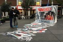 In pictures: Titan Bet unveils Liverpool FC street art