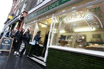 Event TV: Inside Lyle's Golden Syrup's selfie breakfast café